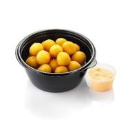 Картофельные шарики + соус Фото