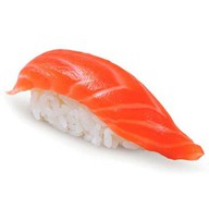 Копченый лосось Фото
