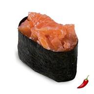 Острый с лососем Фото