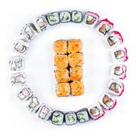 Ассорти Sushi-лайт Фото