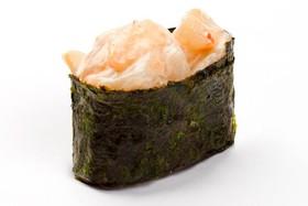 Запеченные суши хотатэ - Фото