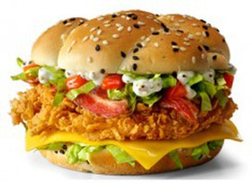 Шефбургер де люкс оригинальный - Фото