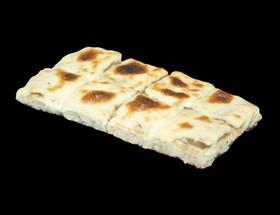 Рисовая пицца с креветкой - Фото