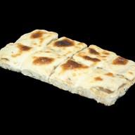Рисовая пицца с креветкой Фото