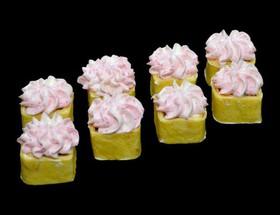Тортилья с соусом лава - Фото