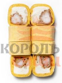 Тортилья с креветкой - Фото