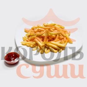 Картофель фри с соусом - Фото