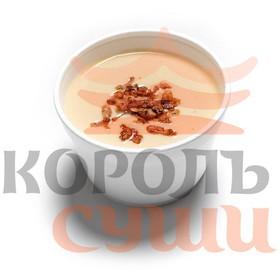 Сырный суп с беконом - Фото