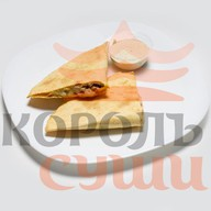 Кесадилья с беконом Фото