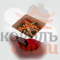 Соба с говядиной Фото