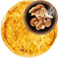 Французский киш курочка с грибами Фото