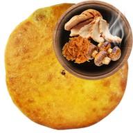 Осетинский пирог с курочкой, грибами Фото