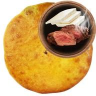 Осетинский пирог с телятиной и сулугуни Фото