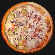 Mix пицца Оригинальная Фото