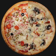 Mix пицца Вкусная Фото