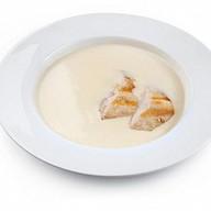 Сырный суп (no alcohol) Фото