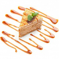Торт Медовый месяц Фото