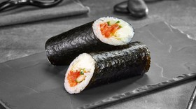 Суширитто с лососем - Фото