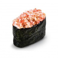 Острая креветка суши Фото