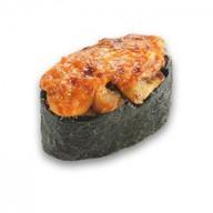 Запеченный угорь суши Фото