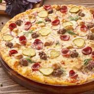 Бонито пицца Фото