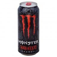 Black Monster assault Фото