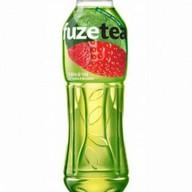 Fuze tea зеленый чай клубника-малина Фото