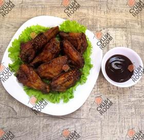 Крылышки барбекю - Фото