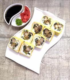 Тортилья чикен с грибами - Фото