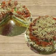 Суши-торт Де люкс Фото