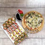 Студенческий сет + пицца Фото