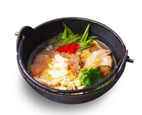 Острый суп с говядиной - Фото