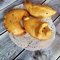 Пирожки фигурные дрожжевые Фото