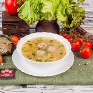 Суп с фрикадельками (четверг) Фото