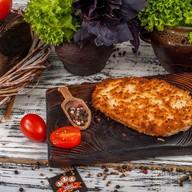 Шницель куриный в сырной корочке(вт.,чт) Фото