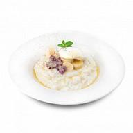 Рисовая каша с ягодой (завтрак) Фото