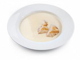 Сырный суп - Фото