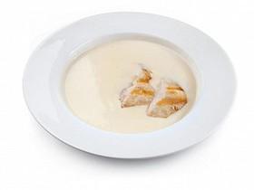 Сырный суп (no alcohol) - Фото