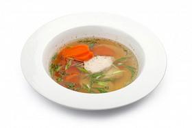 Летний суп - Фото