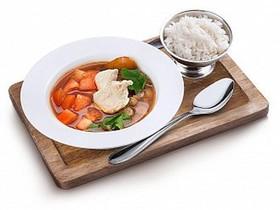 Тайский суп Том ям - Фото