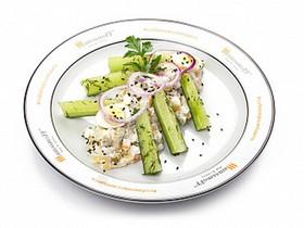 Оливье овощной - Фото