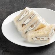 Краб-сэндвич Фото