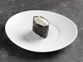 Суши сливочная креветка - Фото