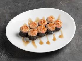 Хосомаки лосось гриль - Фото