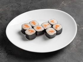 Хосомаки лосось холодного копчения - Фото
