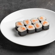 Хосомаки лосось Фото