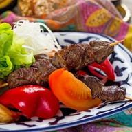 Узбекча кебаб Фото