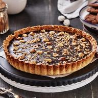 Пирог Шоколад-фундук Фото