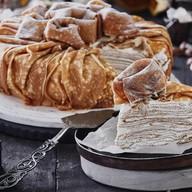 Торт Блинный классический Фото