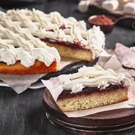 Пирог сдобный с черемухой (за сутки) Фото